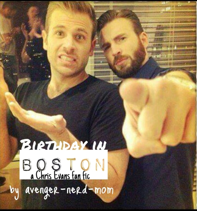 Birthday in Boston