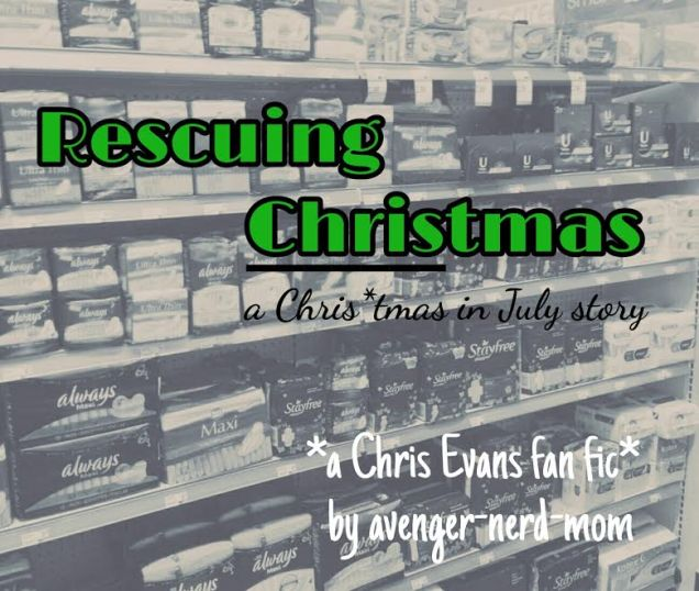 rescuing Christmas July 24, 2016