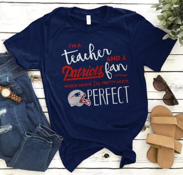 pats teacher perfect